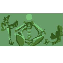 Skeletal Orc